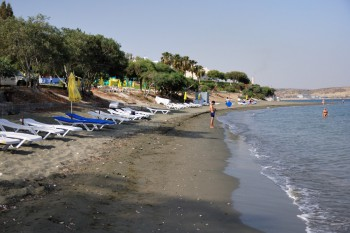 governors beach, cyprus