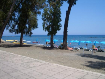 beach in limassol, pascucchi