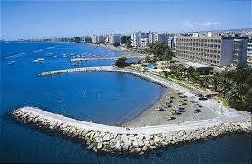 limassol overview, cyprus