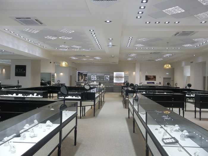 Diamond Center in Limassol