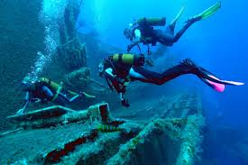 Discover Scuba Diving course in Cyprus