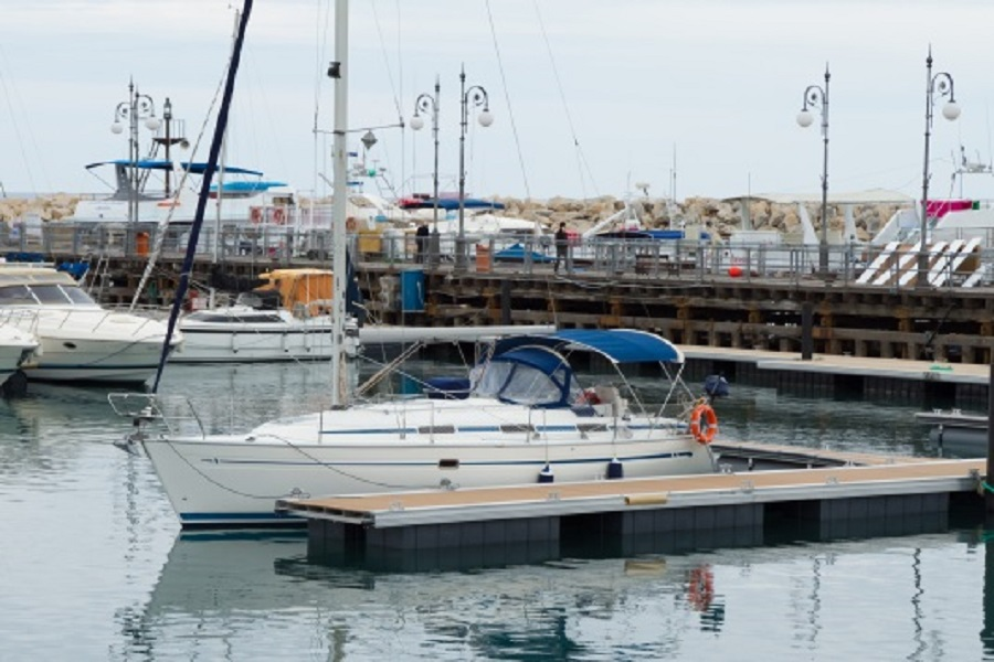 small boat for rent in larnaca port