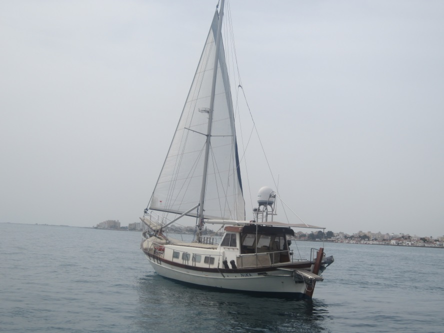 nika boat for rent