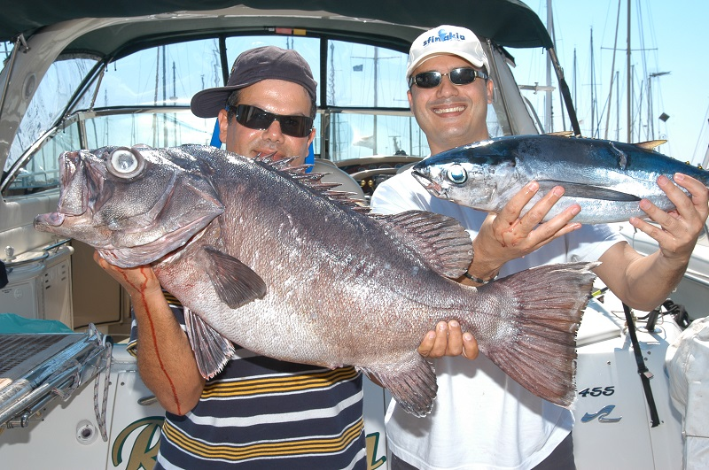 VIP fishing cruise in Larnaca
