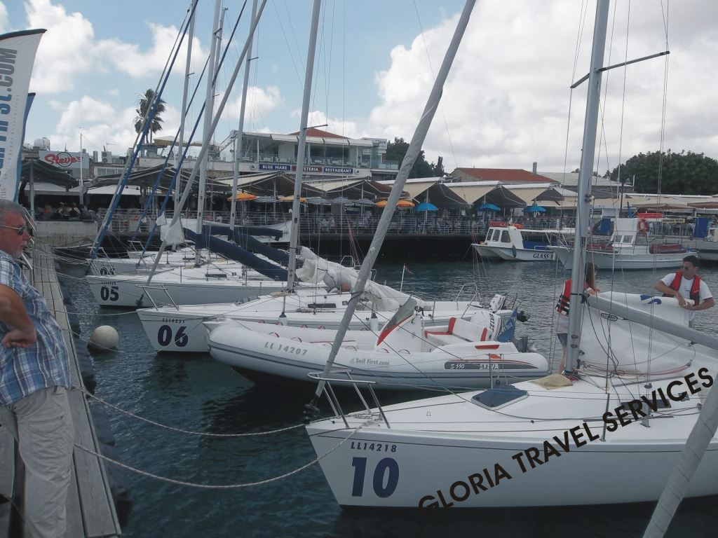yachting paphos beginners
