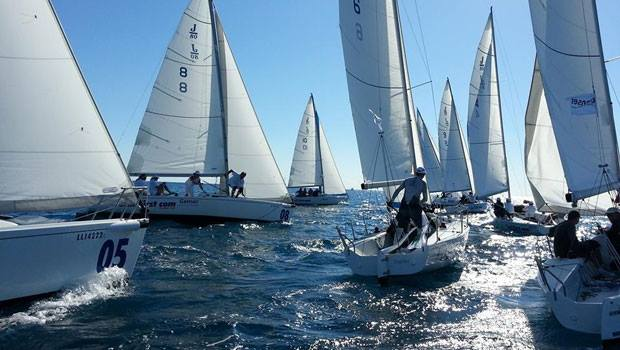 yachting competition in Cyprus