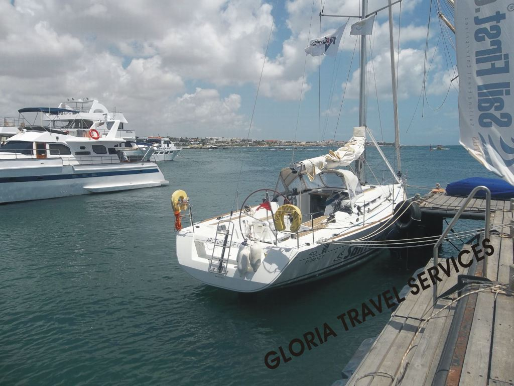 yachting advanced in Cyprus