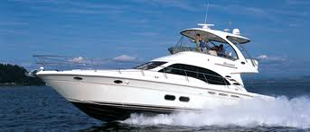 yacht sea ray for rent in Cyprus