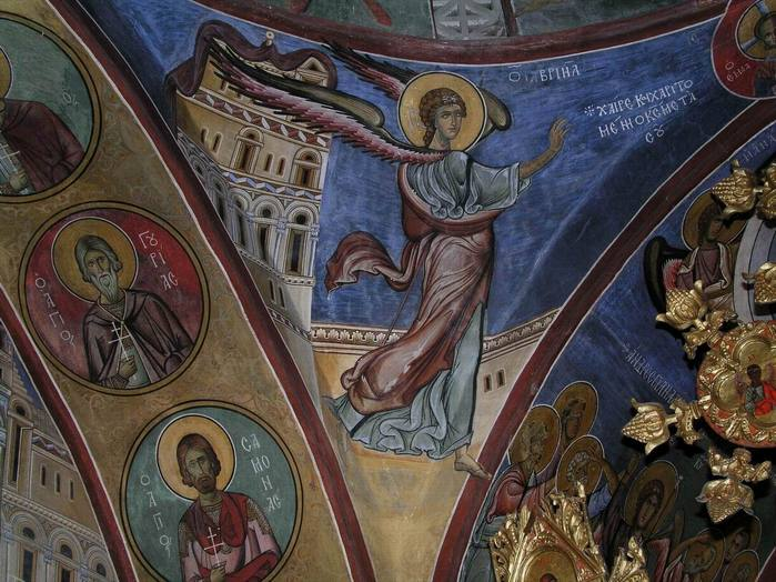 Excursion to Byzantine Churches in Cyprus