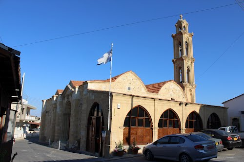 St.Kyprianos Church in Cyprus