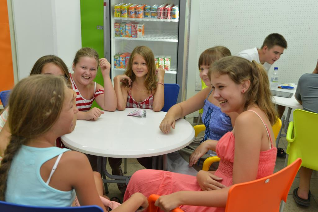 day kids camp in Cyprus, kids courses