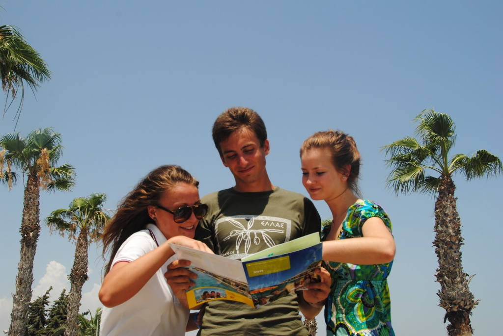 English courses in Cyprus, students