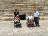 paphos curium for disabled