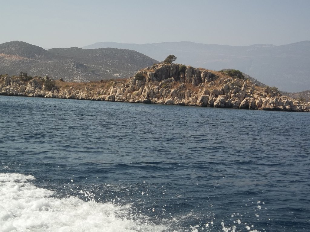 Traveling from Cyprus to Greece by boat