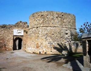 Othello castle, Famagusta, North Cyprus excursion