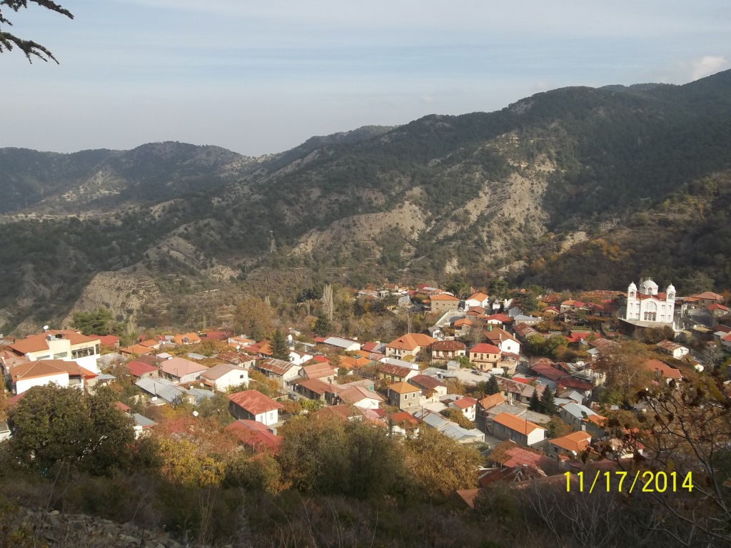 village tour in Cyprus