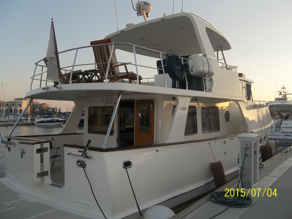 yacht for rent in Limassol marina, econom