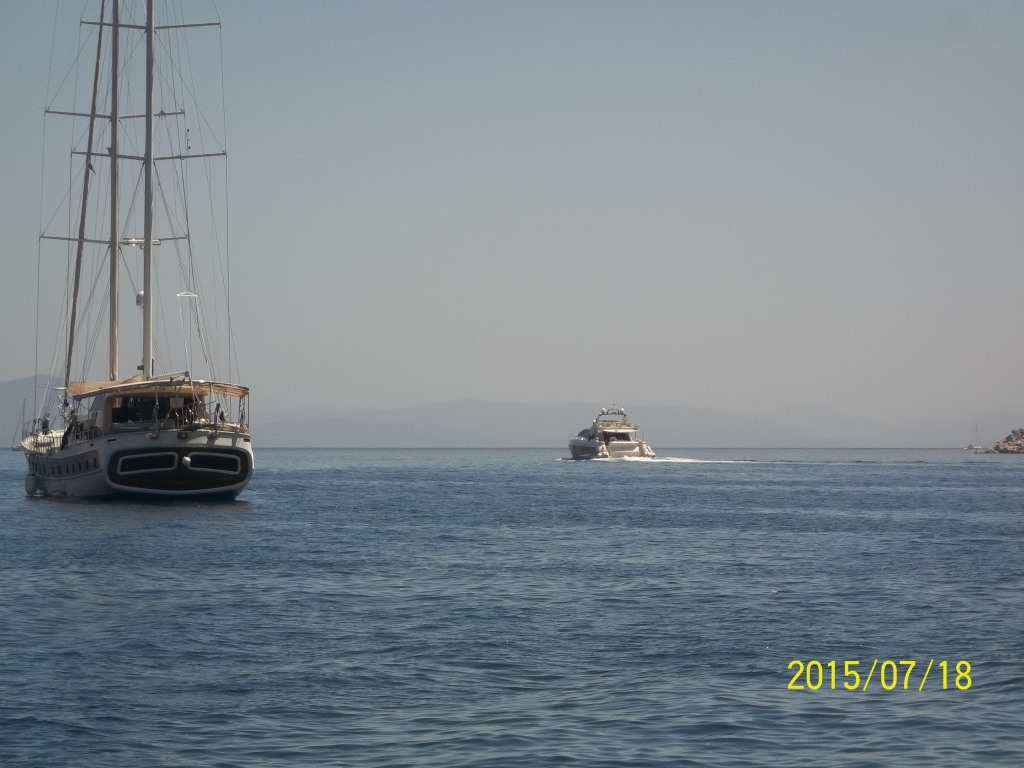 Vacation on Sailing yacht in Cyprus
