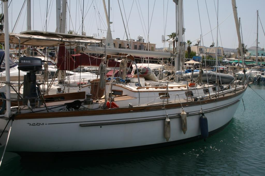 yachting in Cyprus